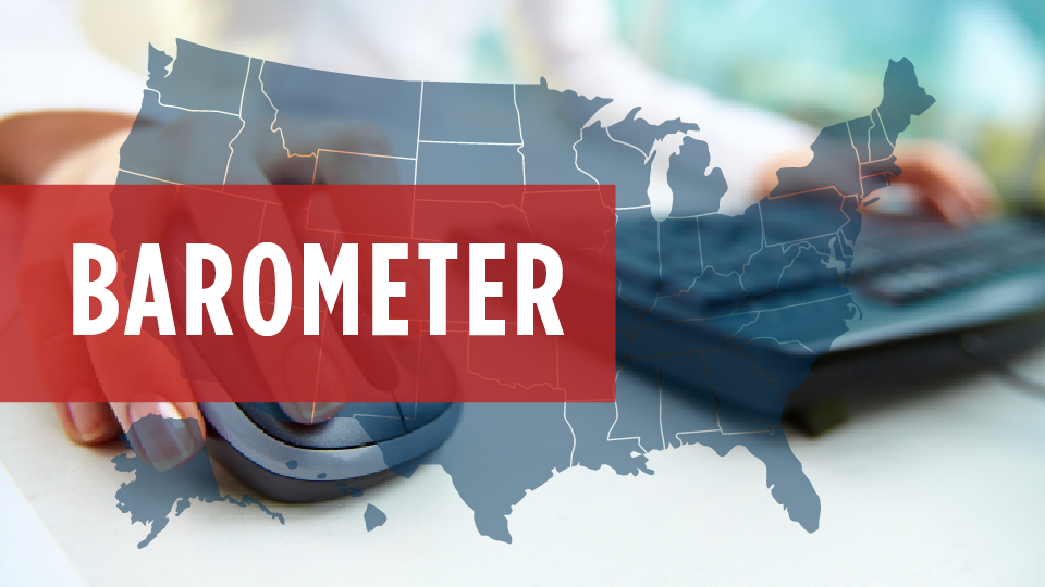 U.S. Travel Barometer icon