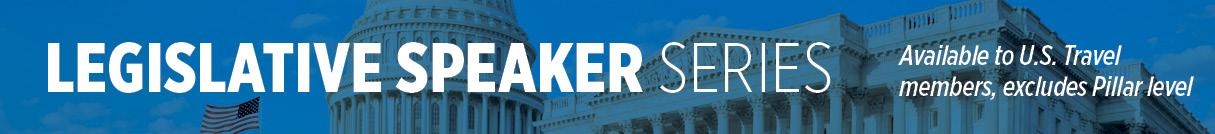 Legislative Speaker Series