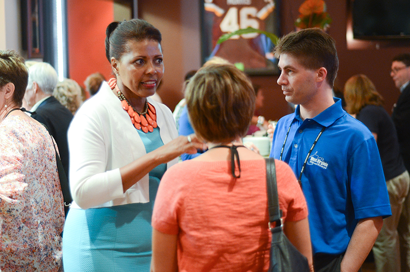 networking among our members at ESTO
