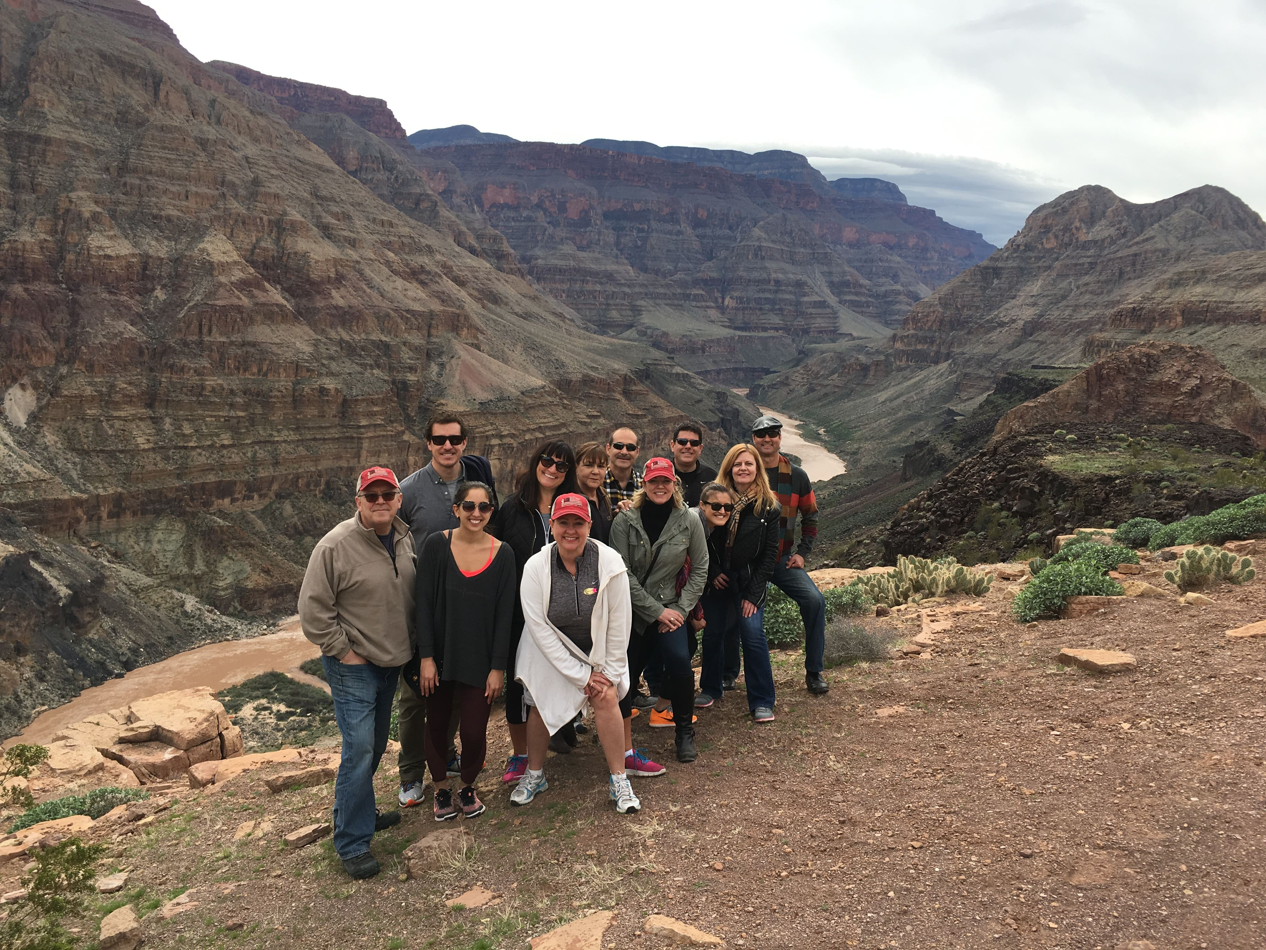 NCAE Board of Advisors' Outing to the Grand Canyon
