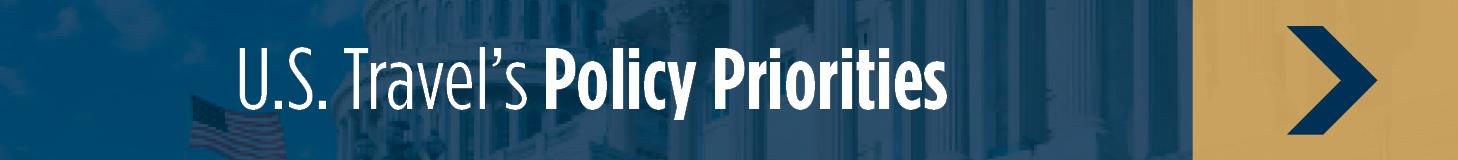 U.S. Travel's Policy Priorities