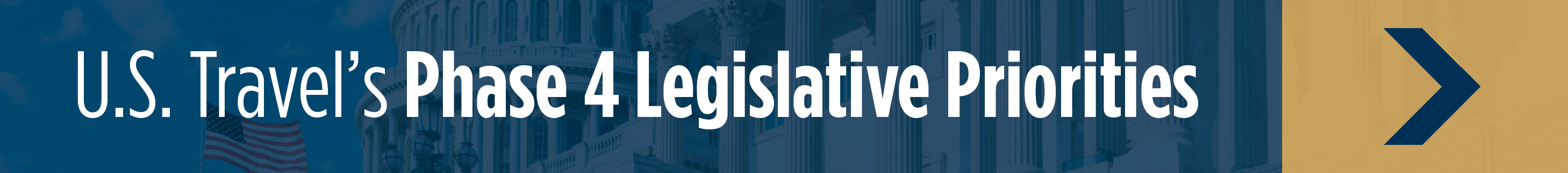 U.S. Travel's Phase 4 Legislative Priorities