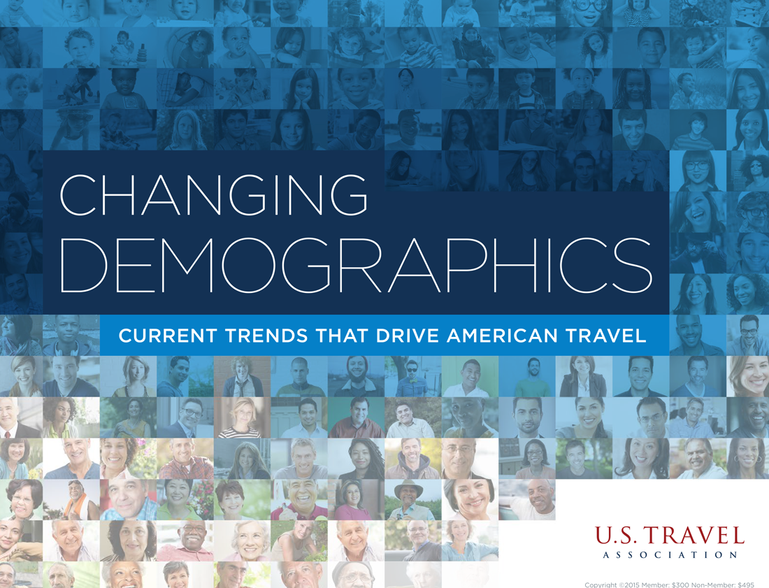 Changing Demographics: Current Trends That Drive American Travel 2015 Report Cover