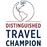 Distinguished Travel Champion Award