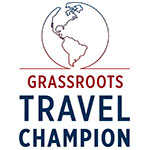 Grassroots Travel Champion Award
