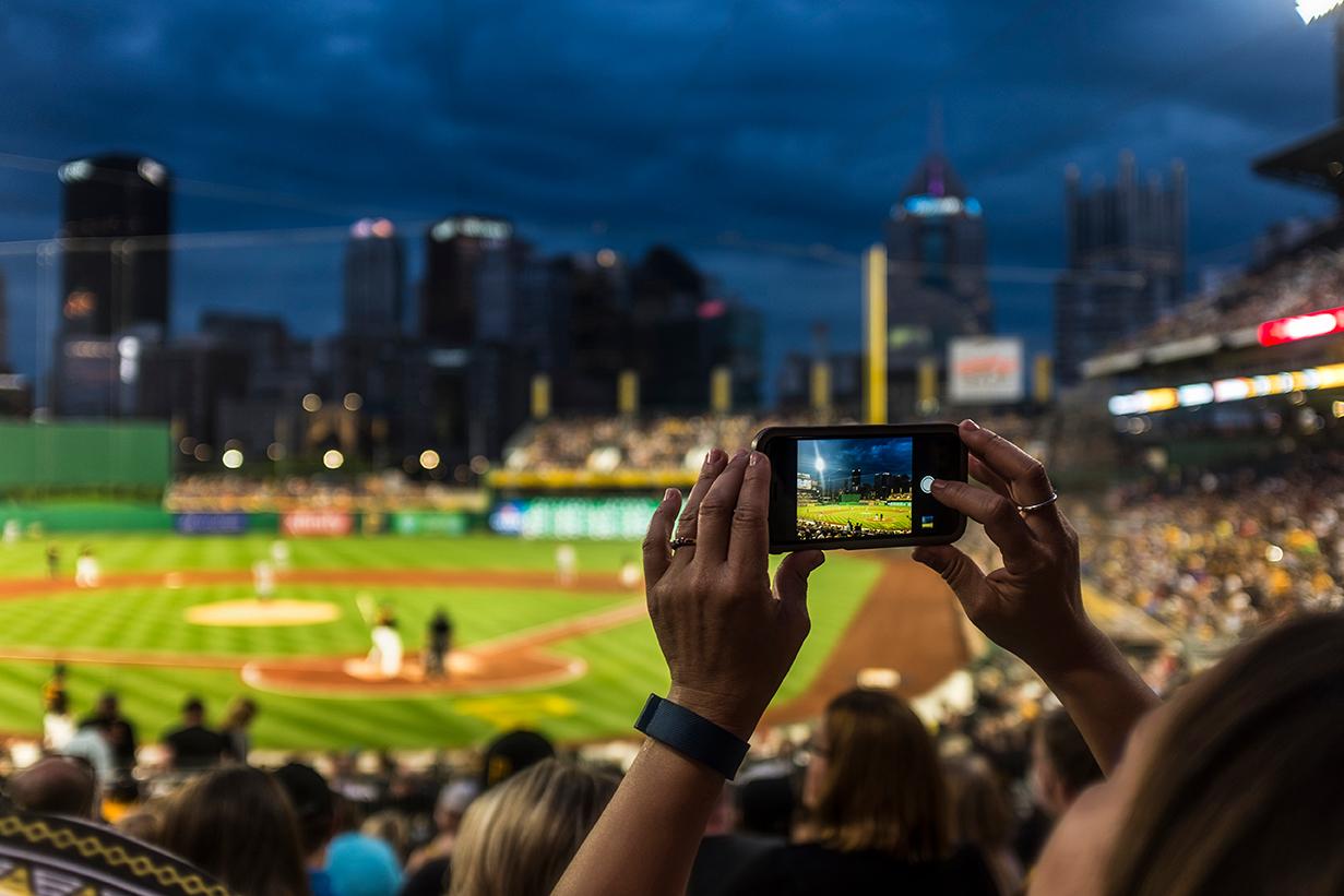 Sports promo image