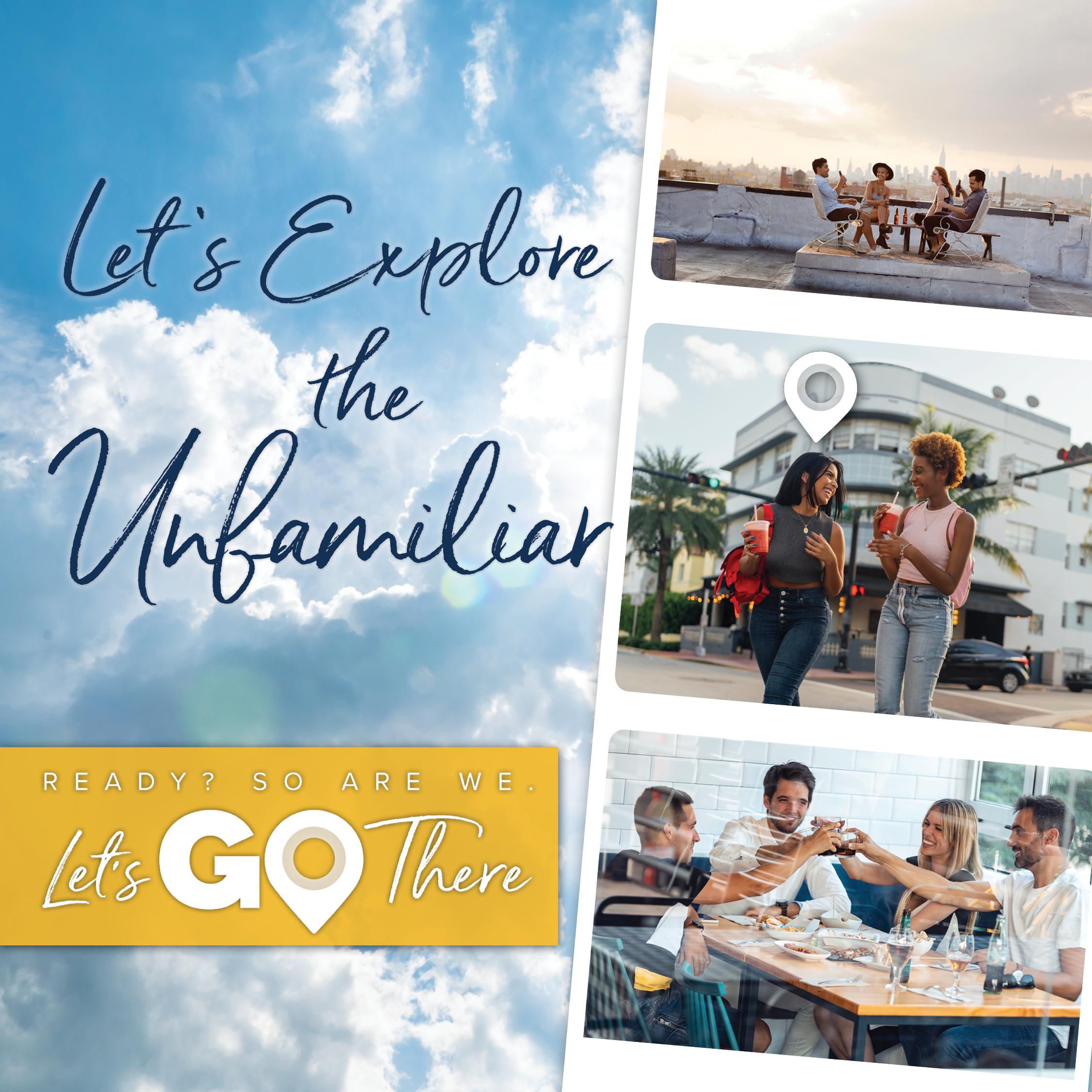 Let's Explore the Unfamilar