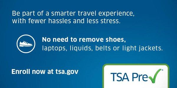 TSA Precheck Toolkit Enroll Today