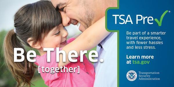 TSA Precheck Toolkit Together