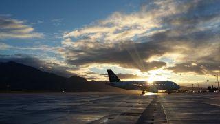 media airplane_sunrise