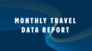 Monthly Travel Data Report