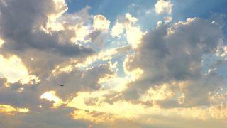 media skies, sky, clouds, open