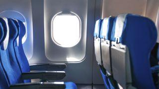 media Airplane seats interior