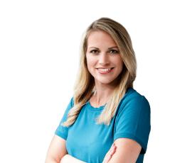 media Laura Holmberg Headshot