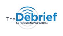 media Debrief Webinar logo
