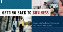 Getting Back to Business report cover
