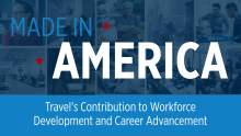 Made in America Travel's Contribution to Workforce Development and Career Advancement cover