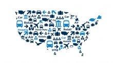 media travel forecast icon map